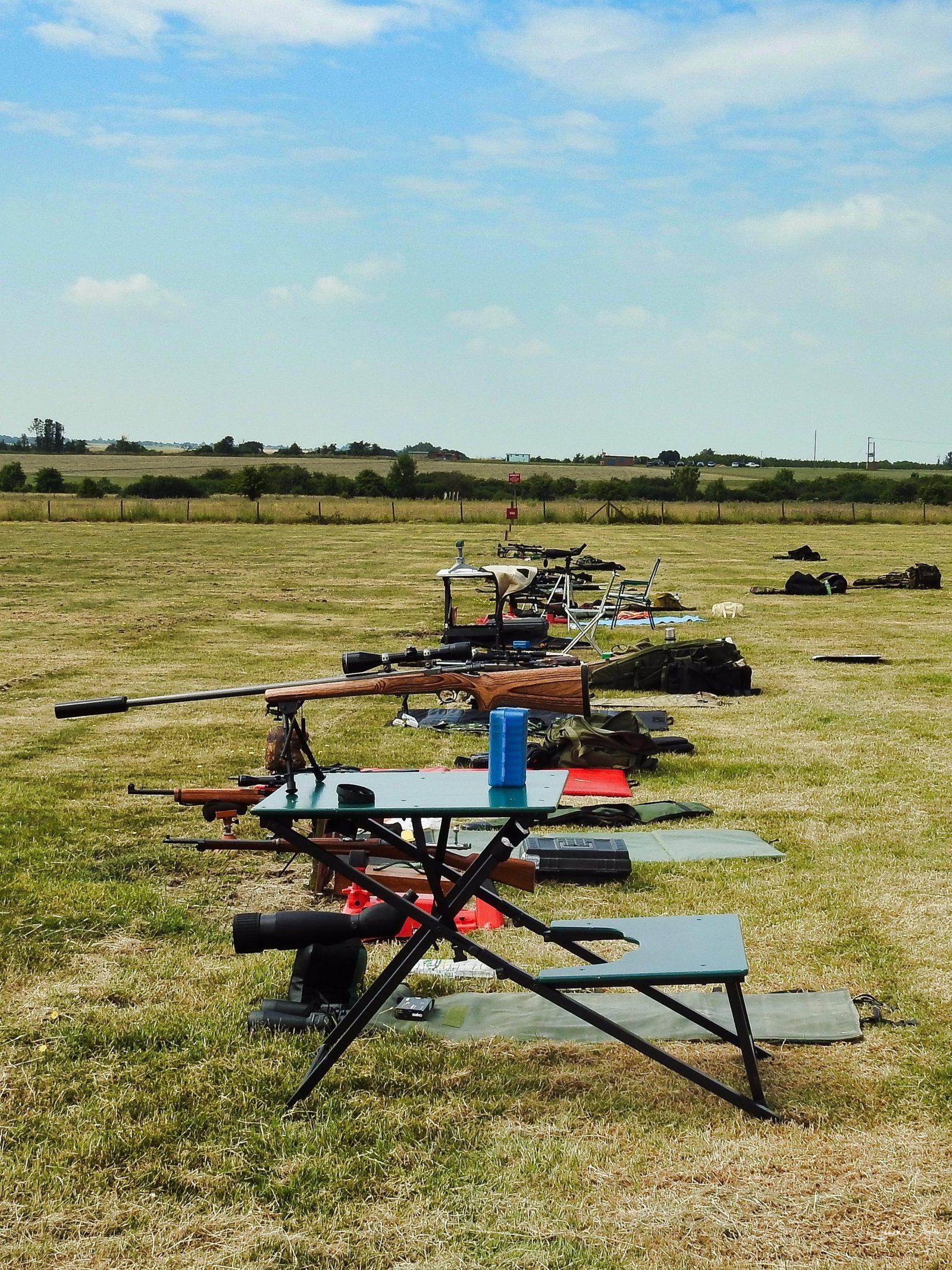 Middlewick Range Association: Firing Point